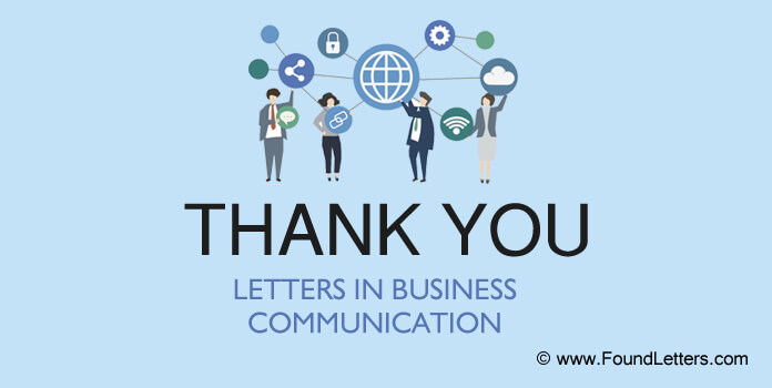 Thank You Letter in Business Communication
