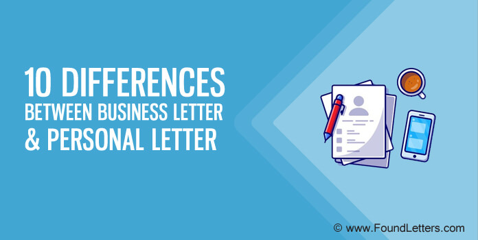 Business Letter & Personal Letter